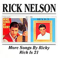 More Songs By Ricky/Rick Is 21 [Remaster]