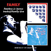 Fearless / Family Live