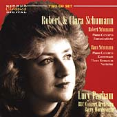 Lucy Parham - Robert & Clara Schumann / Wordsworth