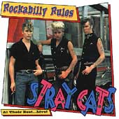 Rockabilly Rules: At Their Best ... Live