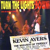 Turn The Lights Down!: Live In London 1995