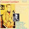 """C.Lambert :Ballet """"Romeo and Juliet""""/""""Pomona""""/Music for Orchestra/King Pest :Norman Del Mar(cond)/ECO/etc"""