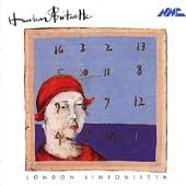 Birtwistle: Melancolia, Ritual Fragment etc / Knussen London Sinfonietta