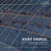 Delta Saxophone Qt/Minimalist Tendencies - Delta Saxophone Quartet [CC0024]