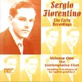 セルジオ・フィオレンティーノ~初期録音集Vol.1