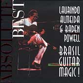 Absolute Best Brazil Guitar Magic