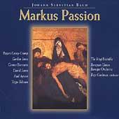Bach: Markus Passion / Goodman, European Union Baroque, etc