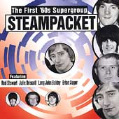 Steampacket: The First 60's Supergroup