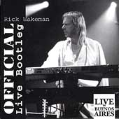 Official Live Bootleg: Live In Buenos Aires