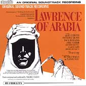 Lawrence of Arabia: Score New Recording