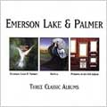 Three Classic Albums:(Emerson Lake & Palmer/Tarkus/Pictures At An Exhibition)