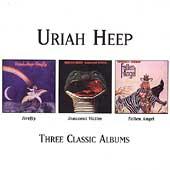 Three Classic Albums: Firefly/Innocent victin/Fallen Angel