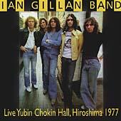 Live Yubin Chokin Hall Hiroshima 1977
