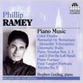 Ramey:Piano Music 1631-2003:Stephen Gosling(p)