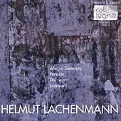 Lachenmann: Allegro Sostenuto, etc / Brunner, Grimmer, et al