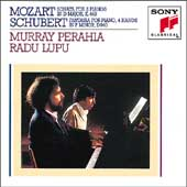 Mozart: Piano Sonata, K448. Schubert: Fantasie, D940