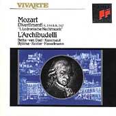 Mozart: Divertimentos, K247 & K334