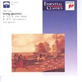 "Mozart: Three ""Haydn"" String Quartets/Artis Quartet"