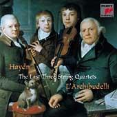 Haydn: String Quartets, Opp. 77 & 103