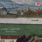 Froberger/Weckman: Harpsichord Works