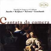 Caldara/Handel/Popora: Cantatas