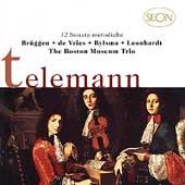 Telemann-Sonate metodiche