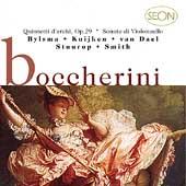Boccherini: String Quintets, Op. 29; Cello Sonatas.