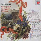 Schubert: Trout Quintet; Arpeggione Sonata; Notturno, D897.
