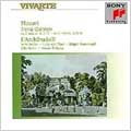 Mozart: String Quintets,K515 and 516