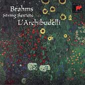 Brahms: String Sextets Nos 1 and 2