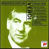 Bernstein Century - Verdi: Requiem / Bernstein, Arroyo, Veasey et al