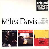 Kind Of Blue/Porgy And Bess/Sketches Of Spain