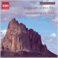 William Schuman, Leonard Bernstein -W.Schumann: Violin Concerto; Bernstein: Serenade (1989) / Robert Mcduffie(vn), Leonard Slatkin(cond), Saint Louis SO, etc