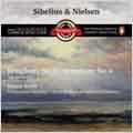 "Sibelius:Symphony No.5/Nielsen:Symphony No.4 ""Inextinguishable""/Pan & Syrinx:Simon Rattle(cond)/City of Birmingham Symphony Orchestra/Philharmonia Orchestra"