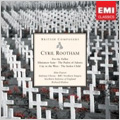 C.Rootham: For the Fallen -Miniature Suite, The Psalm of Adonis, etc / Richard Hickox(cond), Northern Sinfonia of England, etc