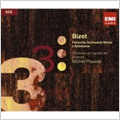 Bizet: Orchestral Works; Symphony in C Major, Carme Suite No.1, L'Arlesienne Suite No.1, etc / Michel Plasson(cond), Orchestre du Capitole de Toulouse