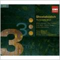 Shostakovich: The Concerto Album; Piano Concerto No.1, No.2, Violin Concerto No.1, Cello Concerto No.1, Piano Quintet, etc