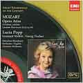 Mozart: Opera Arias -Le Nozze di Figaro, Idomeneo, Don Giovanni, etc / Lucia Popp(S), Leonard Slatkin(cond), Munich Radio Orchestra