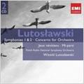 Lutoslawski : Symphonies No.1, No.2, Concerto for Orchestra, etc / Witold Lutoslawski(cond), Polish Radio National SO