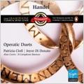Handel : Opera Duets / Patrizia Ciofi(S), Joyce DiDonato(Ms), Alan Curtis(cond), Il Complesso Barocco