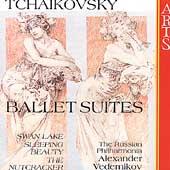 Tchaikovsky: Ballet Suites / Alexander Vedernikov, et al