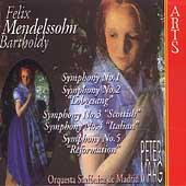 Mendelssohn: Complete Symphonies