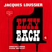 Play Bach Vol.4
