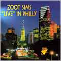 Zoot Sims Live In Ph