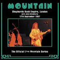 Live In Shepherds Bush Empire '97 : Official Live Mountain Bootleg Series: Volume Two