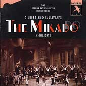 Sullivan: The Mikado - Highlights / English National Opera