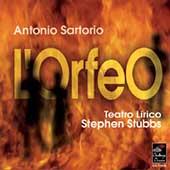 Sartorio: L'Orfeo / Stephen Stubbs, Teatro Lirico