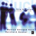 Gluck: Trio Sonatas / Goebel, Musica Antiqua Koln