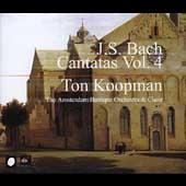 Bach: Cantatas Vol 4 / Koopman, et al