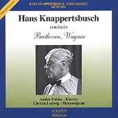 Beethoven, Wagner / Hans Knappertsbusch